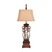 Feiss Independents 1 Light Table Lamp in British Bronze 9140BRB photo thumbnail