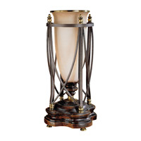 Feiss Independents 1 Light Table Torchiere in Corinthian Bronze 9209CB photo thumbnail