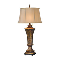Feiss Independents 2 Light Table Lamp in Merlot 9559MRT photo thumbnail