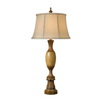 Feiss Belvedere Library 1 Light Table Lamp in Library Gold 9575LIGD
