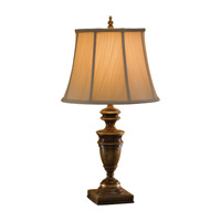 Feiss Broderick 1 Light Table Lamp in Speckled Taupe 9769SPT photo thumbnail