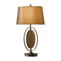 Feiss Independents 1 Light Table Lamp in Gilded Bronze 9822GLB