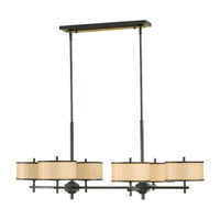 Feiss Casual Luxury 6 Light Chandelier in Dark Bronze F2345/6DBZ photo thumbnail