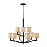 Feiss F2520/6+3ORB Stelle 9 Light 31 inch Oil Rubbed Bronze Chandelier Ceiling Light photo thumbnail
