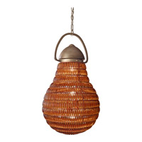 Feiss Wattson 3 Light Pendant in Burnished Silver F2793/3BUS