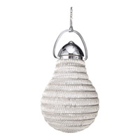Feiss Wattson 3 Light Pendant in Chrome F2793/3CH
