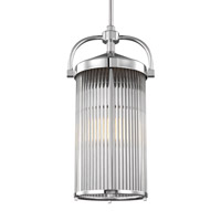 Paulson 1 Light 10 inch Chrome Pendant Ceiling Light