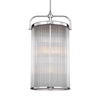 Paulson 1 Light 17 inch Chrome Chandelier Ceiling Light