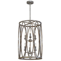 Feiss F3223/6DA Patrice 16 inch Deep Abyss Chandelier Ceiling Light