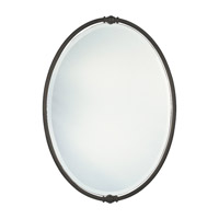 Feiss Boulevard Mirror in Oil Rubbed Bronze MR1044ORB