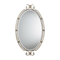 Feiss MR1106OBZ Valentina 35 X 20 inch Oxidized Bronze Wall Mirror