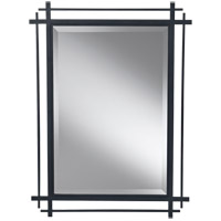 Feiss Ethan Mirror in Antique Forged Iron MR1107AF
