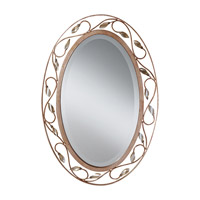 Feiss Priscilla Mirror in Arctic Silver MR1109ARS