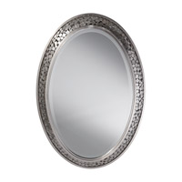 Feiss Zara Mirror in Brushed Steel MR1110BS photo thumbnail