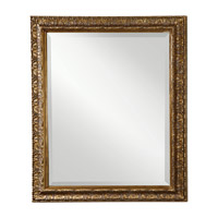 Feiss Agatha Mirror in Antique Gold MR1114AGD photo thumbnail