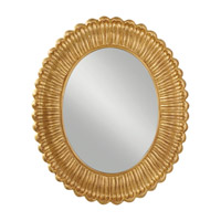 Feiss Emmet Mirror in Pale Antique Gold MR1118PAG photo thumbnail