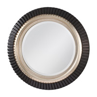 Feiss Geary Mirror in Black and Silver MR1124BK/SV photo thumbnail