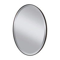 Johnson 36 X 24 inch Oil Rubbed Bronze Mirror Home Decor