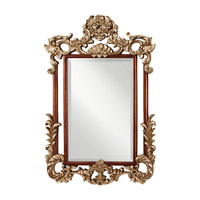 Feiss Suzanne Mirror in Old World Champagne MR1128OWC