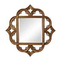 Feiss Carolyn Mirror in Antique Gold MR1133AGD