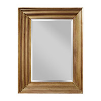 Feiss MR1134SVSD Stepped 40 X 30 inch Silver Sand Wall Mirror Home Decor photo thumbnail