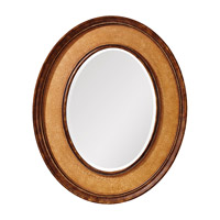 Feiss Evelyn Mirror in Ivory Crackle MR1135IC photo thumbnail
