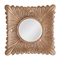 Feiss Blaire Mirror in Medium Aged Wood MR1136MAW