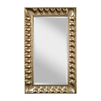 Feiss Scalloped Mirror in Silver Leaf MR1138SL