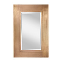 Feiss Smythe Mirror in Silver Leaf Patina MR1140SLP