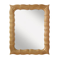 Feiss Lavine Mirror in Antique Gold MR1147AGD photo thumbnail