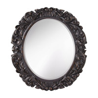 Feiss Imperial Mirror in Liberty Bronze MR1150LBR