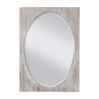 Feiss Seaside Mirror in White Wash and Grey MR1164WWH/GY