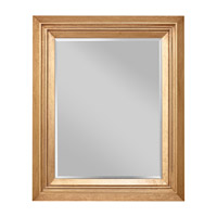 Feiss Tisdale Mirror in Dark Antique Gold MR1167DAG