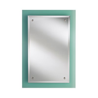 Feiss Signature Mirror in Khola Glass MR1192KG