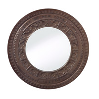 Signature Steel Mirror Home Decor