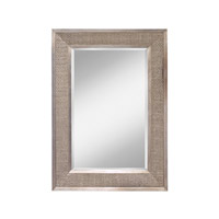 Feiss Signature Mirror in Rustic Silver MR1205RUS