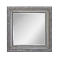 Feiss Signature Mirror in Flannel Grey MR1206FLGY