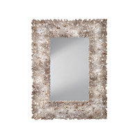 Beton 40 X 30 inch Cement Board Mirror Home Decor