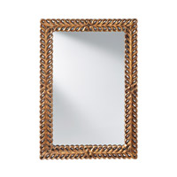 Feiss Levant Mirror in Brulee Gold MR1229BGD