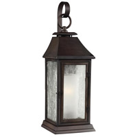 Shepherd 1 Light 26 inch Heritage Copper Outdoor Wall Sconce in Standard