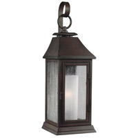 Shepherd 1 Light 35 inch Heritage Copper Outdoor Wall Sconce in Standard