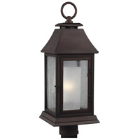Feiss Shepherd LED Outdoor Post Lantern in Heritage Copper OL10608HTCP-LA