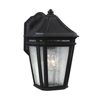 Feiss Londontowne 1 Light Outdoor Wall Sconce in Black OL11300BK