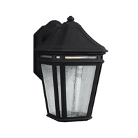 Feiss Londontowne Outdoor Wall Sconce in Black OL11300BK-LED
