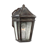 Londontowne 1 Light 11 inch Weathered Chestnut Outdoor Wall Sconce in Standard