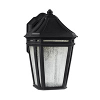 Londontowne 3 Light 16 inch Black Outdoor Wall Sconce in Integrated LED