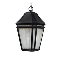 Londontowne 3 Light 10 inch Black Outdoor Pendant in Integrated LED