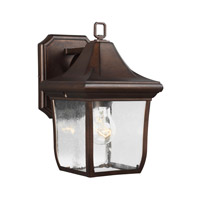 Oakmont 1 Light 11 inch Patina Bronze Outdoor Wall Lantern