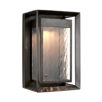 Urbandale LED 16 inch Antique Bronze Outdoor Wall Lantern