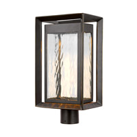 Feiss OL13707ANBZ-L1 Urbandale LED 19 inch Antique Bronze Outdoor Post Lantern
